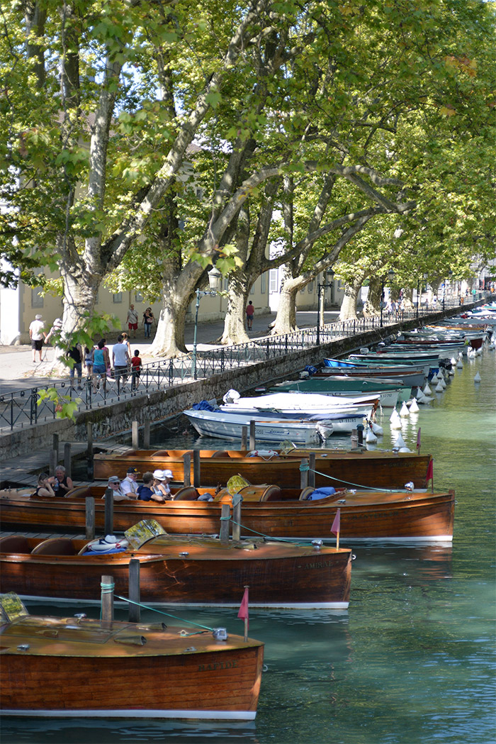 Annecy lac France