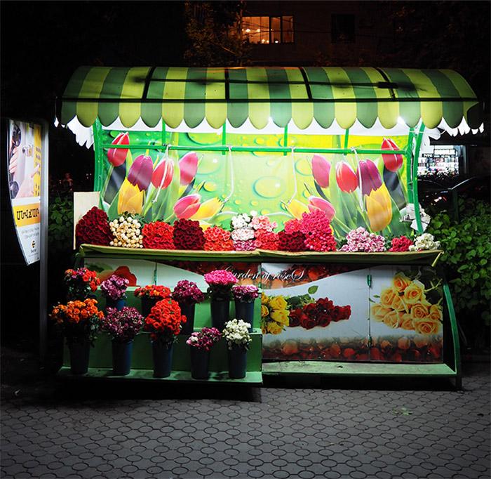 armenie yerevan fleurs