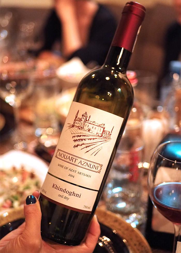 vin Arménie