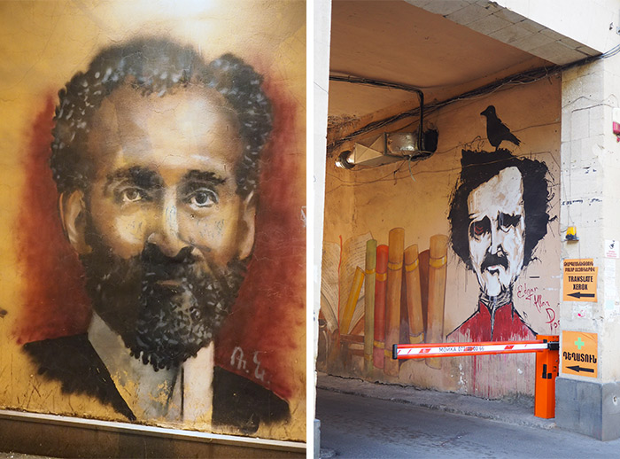 armenie erevan street art