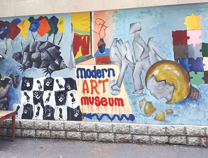erevan modern art museum