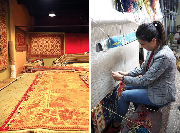 armenie megerian rugs carpet tapis