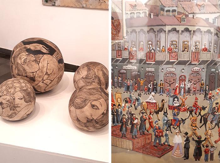 Yerevan musee art moderne