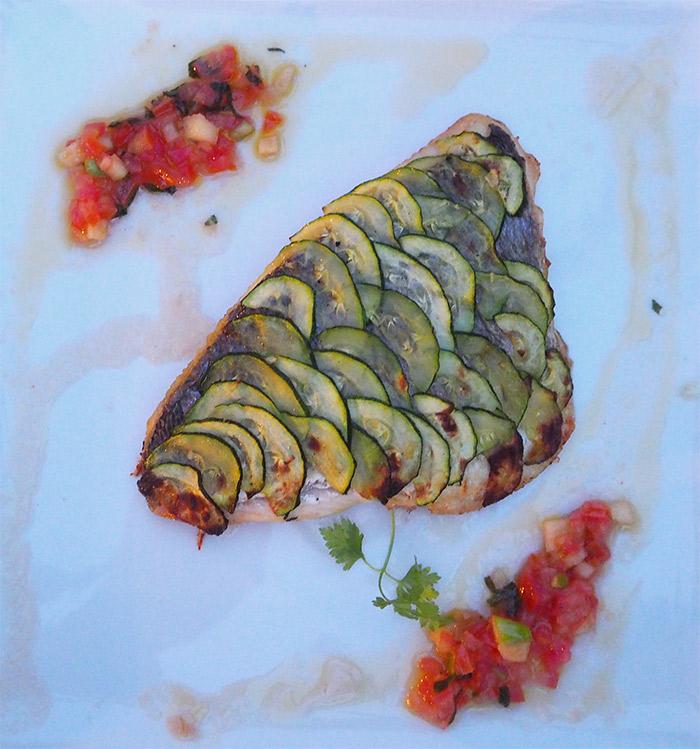 le loup de mer restaurant poisson