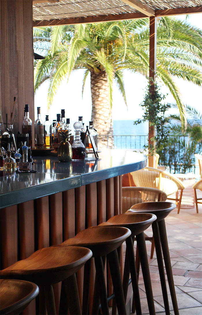 Bar Bailli Suffren Rayol Canadel hotel