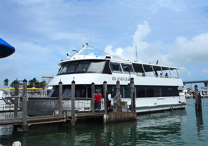 Miami bayside cruise