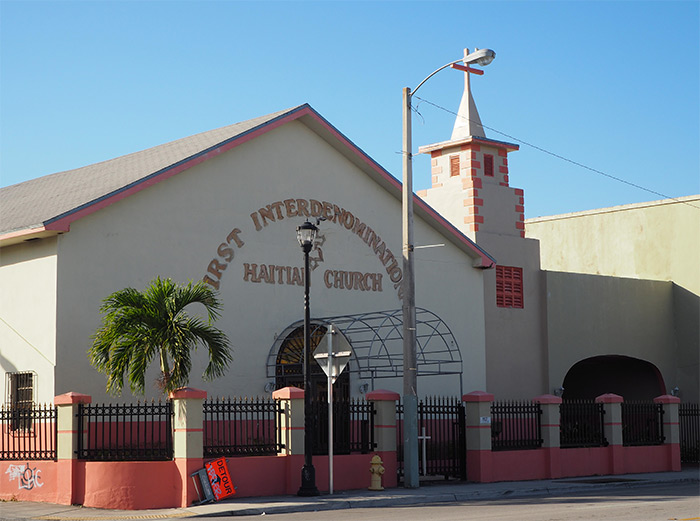 little haiti church catholic