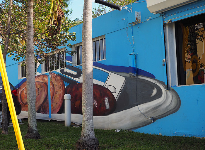 Miami Ives One mural