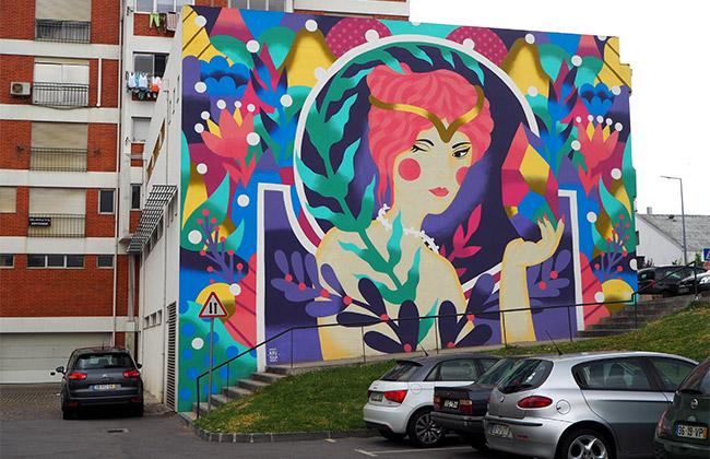 Portugal Arriejo street art