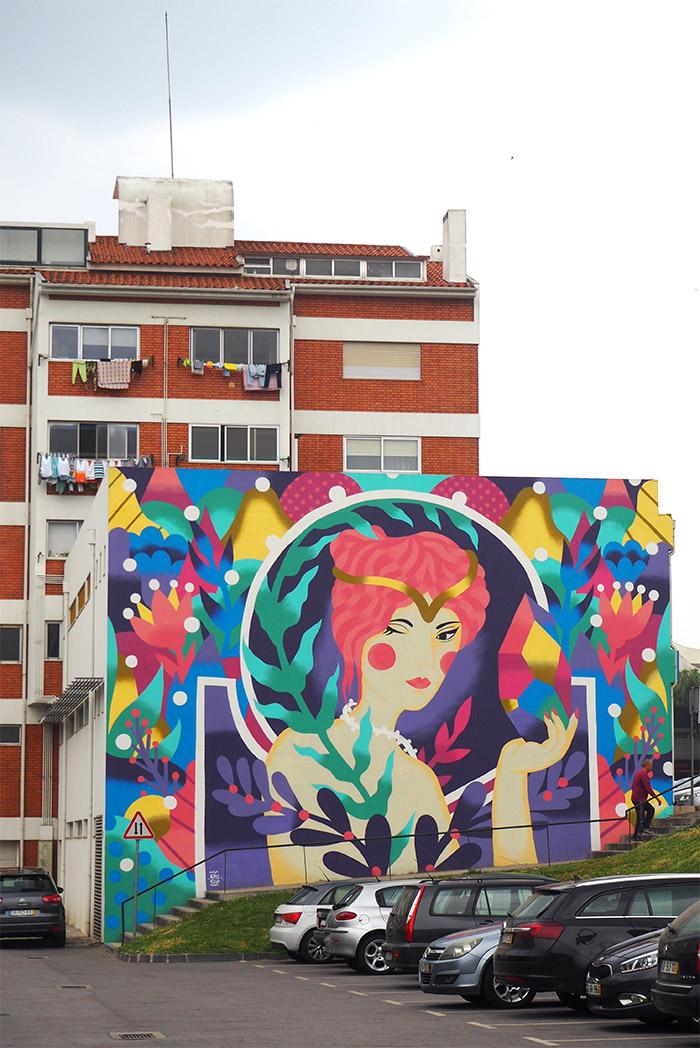 Estarreja estau festival Portugal Kruella Denfer