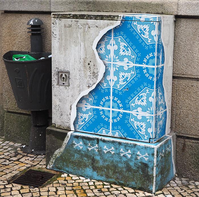 Portugal street art AddFuel