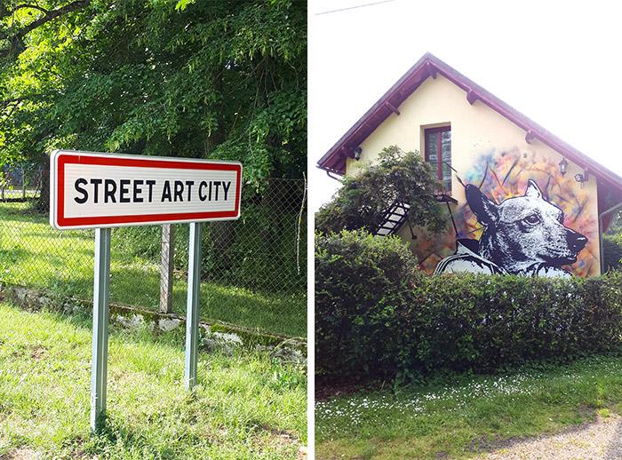 streetart city allier