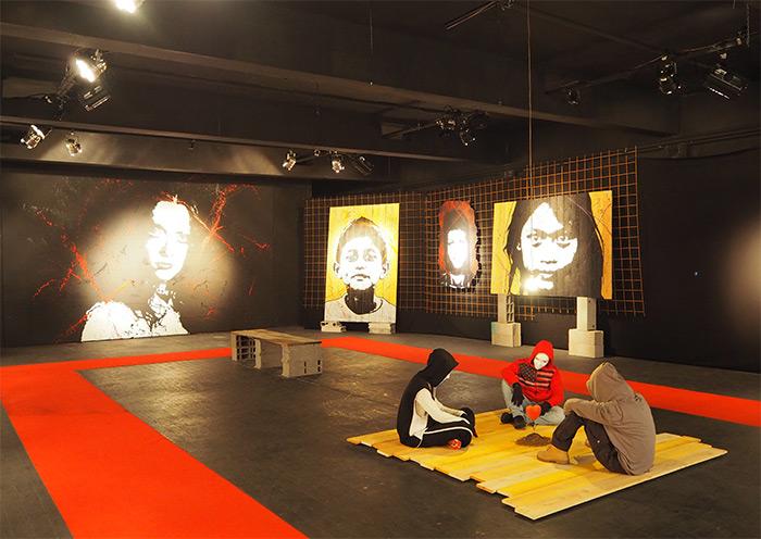 streetart city exposition