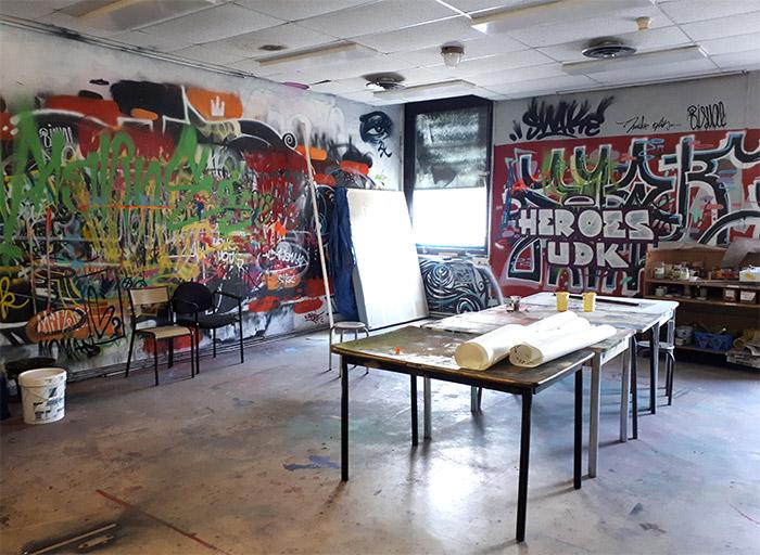 atelier artistes street art city allier