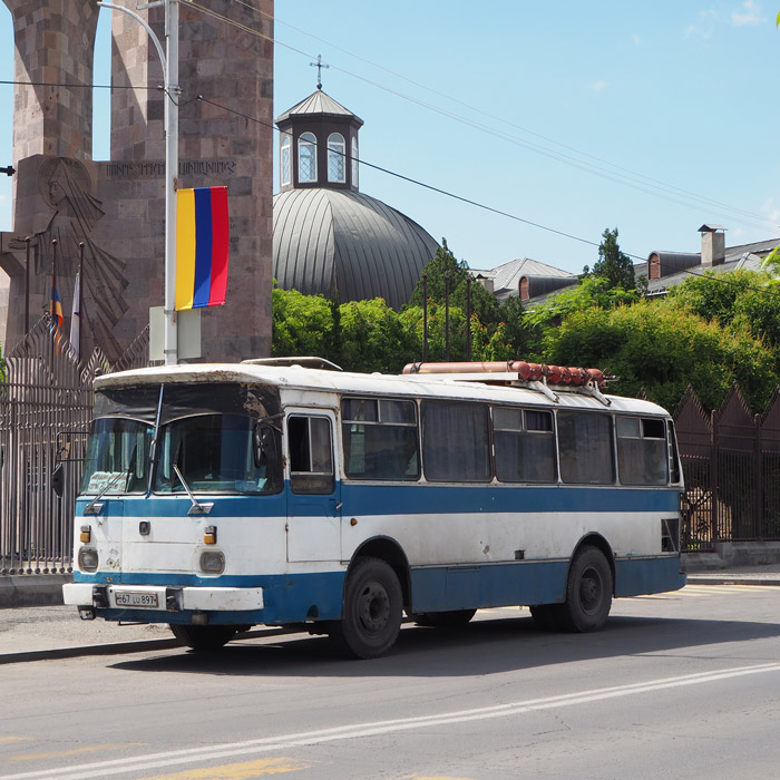 bus armenie