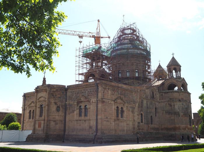 Armenie eglise Etchmiadzin