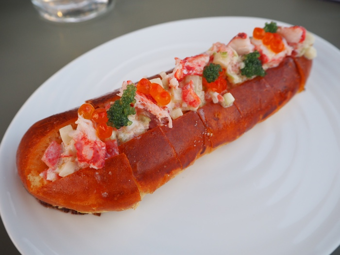 lobster roll maison no lyon