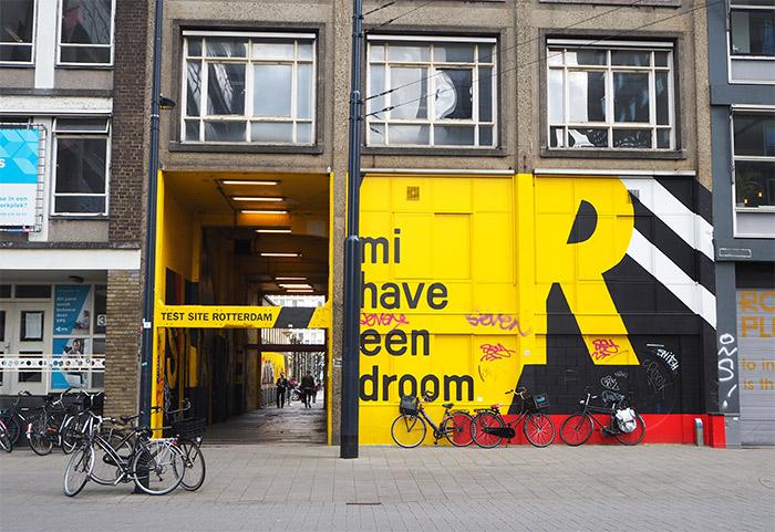 Rotterdam urban art