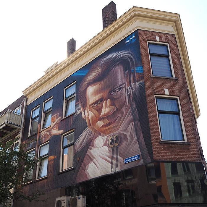 rotterdam insane51 streetart