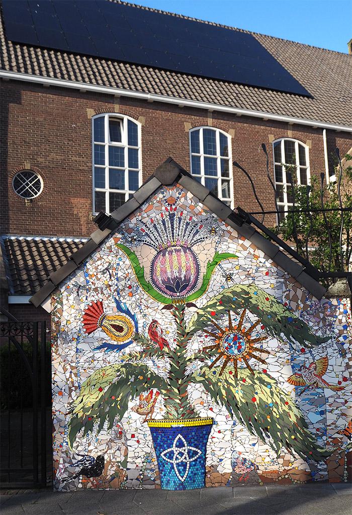Rotterdam mosaïc