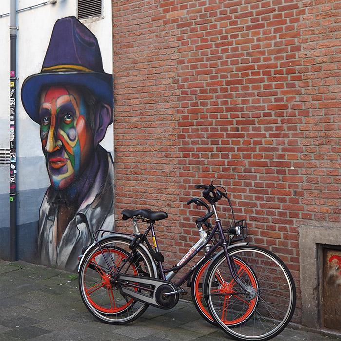 Rotterdam Tymon street art