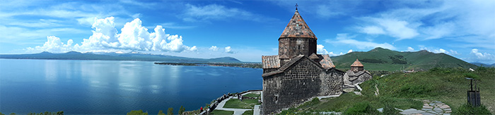 armenie lac sevan