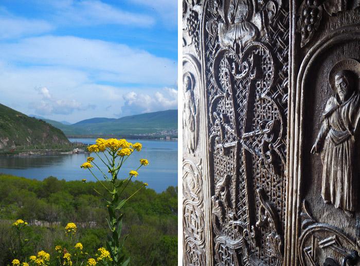 eglise lac sevan armenia