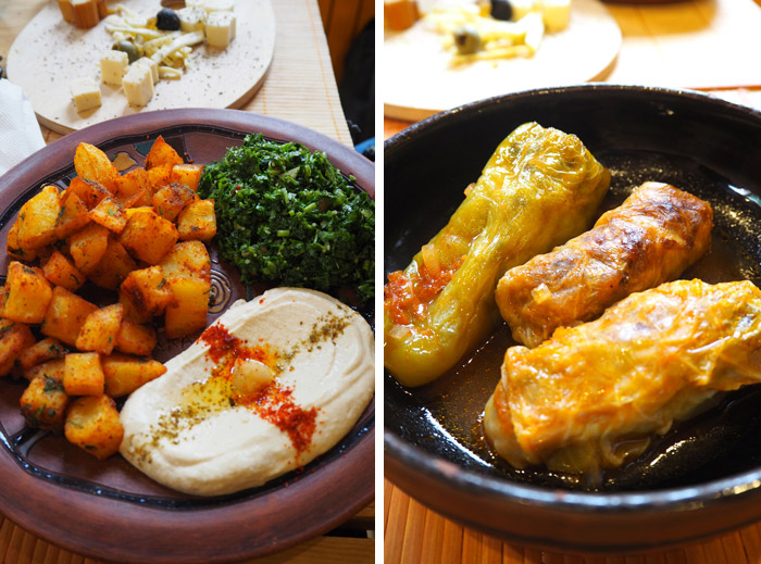 Armenie food doma
