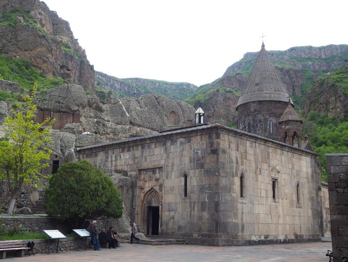 armenie monastere geghard