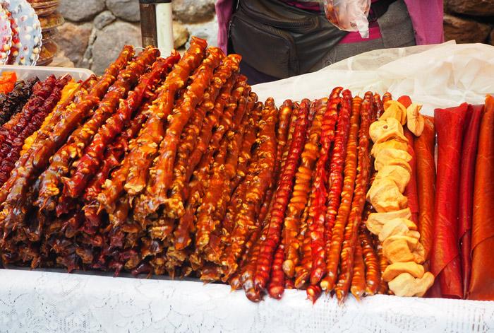 Armenie Tavush specialites