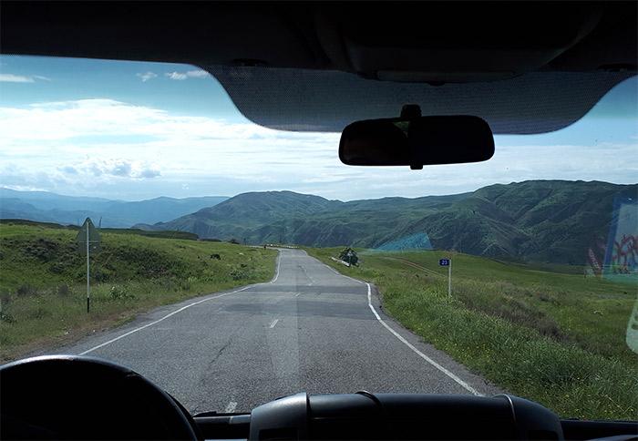 armenie tavush paysage