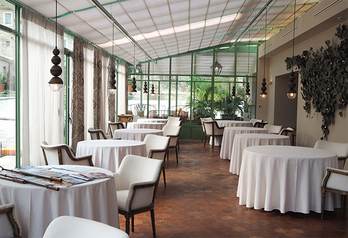 jardin benjamin restaurant michelin
