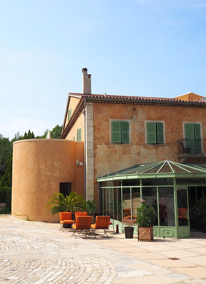 Lorgues château berne hotel cinq etoiles