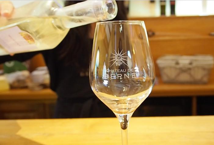 vin chateau de berne provence