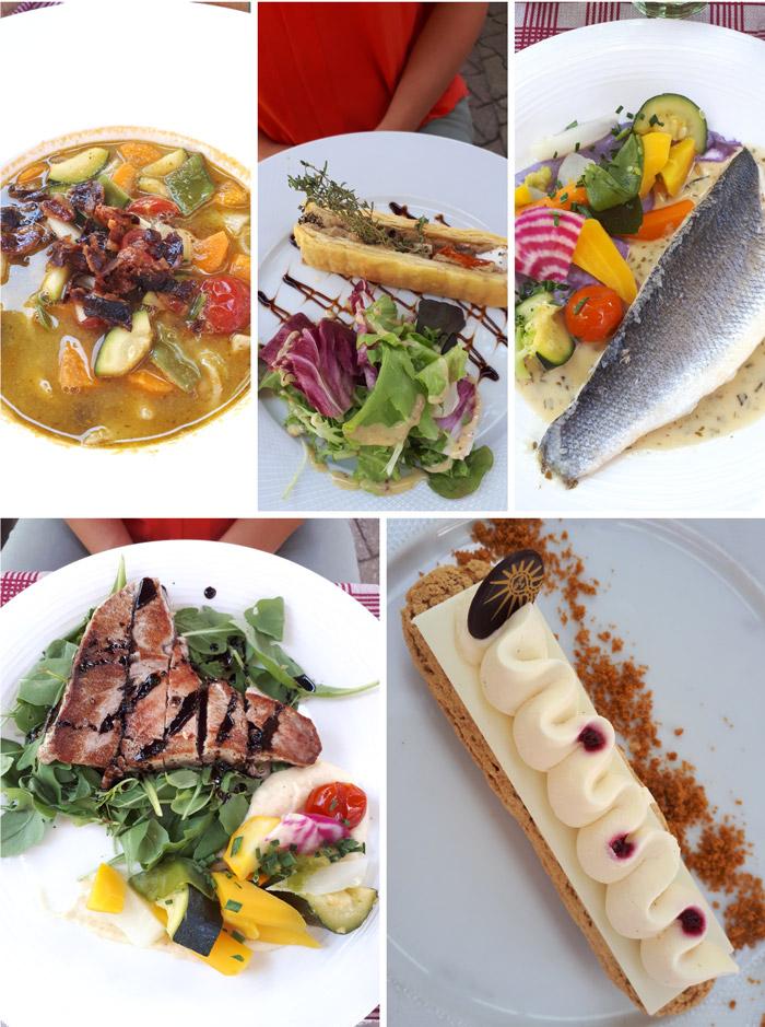 Bistrot Benjamin Berne Lorgues restaurant