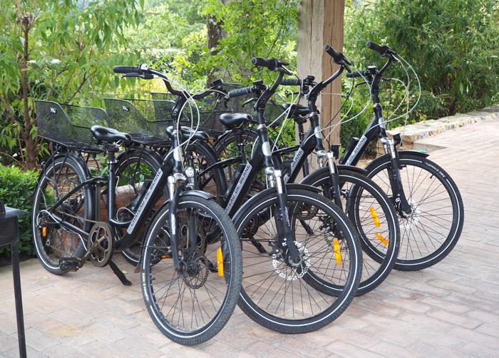 vélos chateau berne
