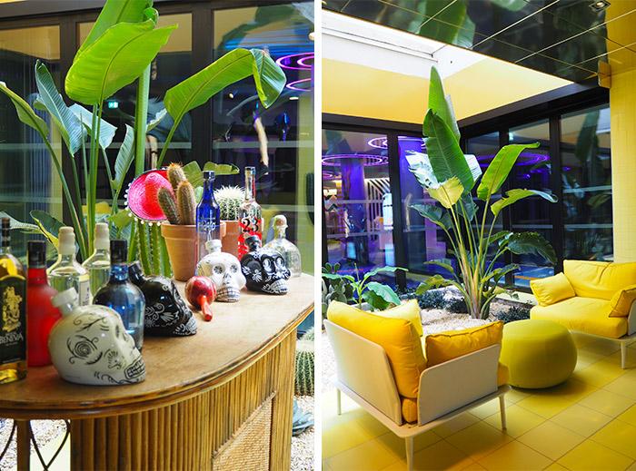 Marseille NHow Cactus Bar