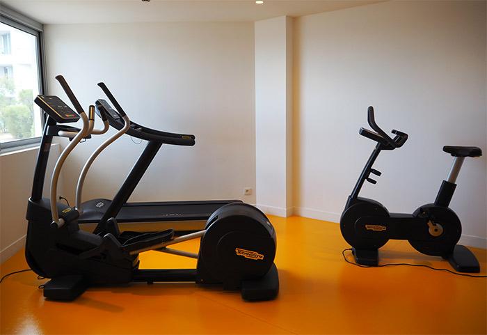fitness NHow Marseille