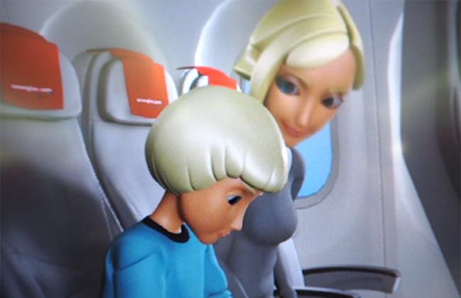 flying to Denver with Norwegian