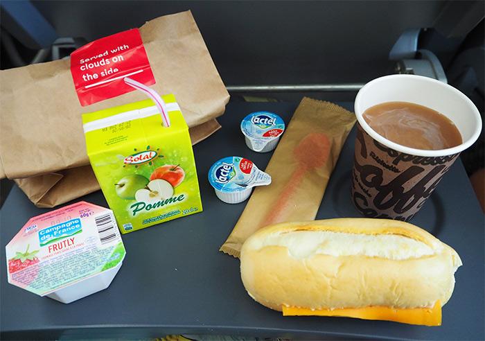 petit-déjeuner norwegian