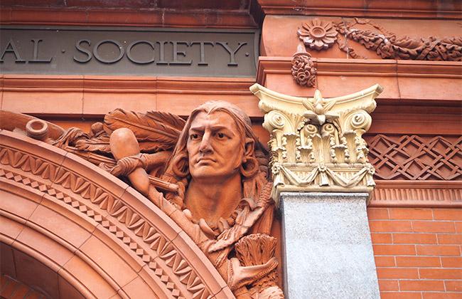 Brooklyn Society building Heights