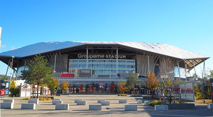 groupama stadium decines
