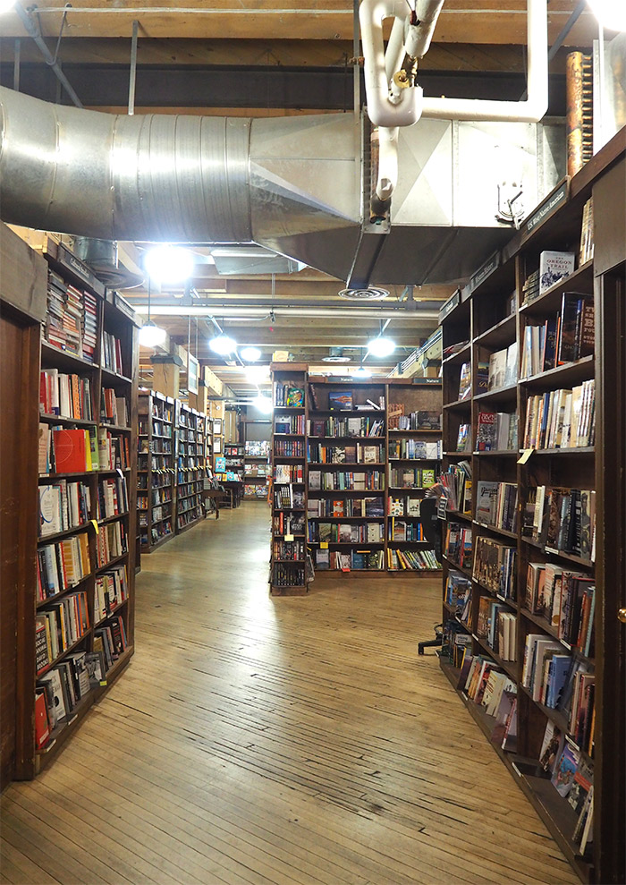 tattered cover book store denver