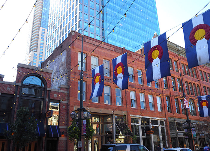 Denver Downtown larimer square