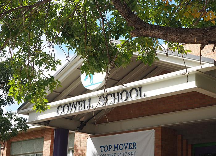 Denver Cowell Elementary school