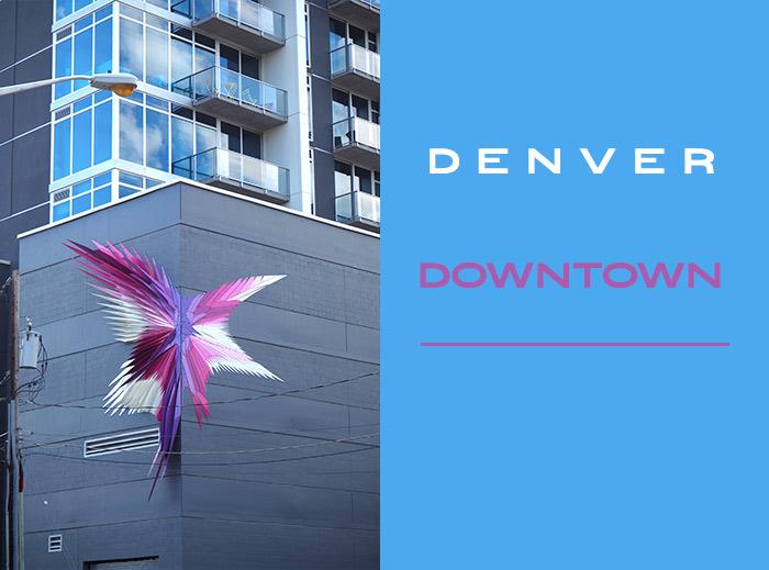 street art downtown Denver