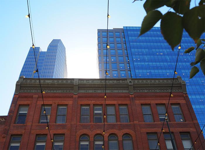 Denver USA architecture