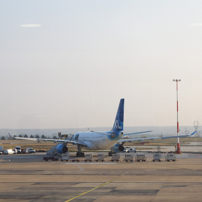 XL AIRWAYS NEW YORK