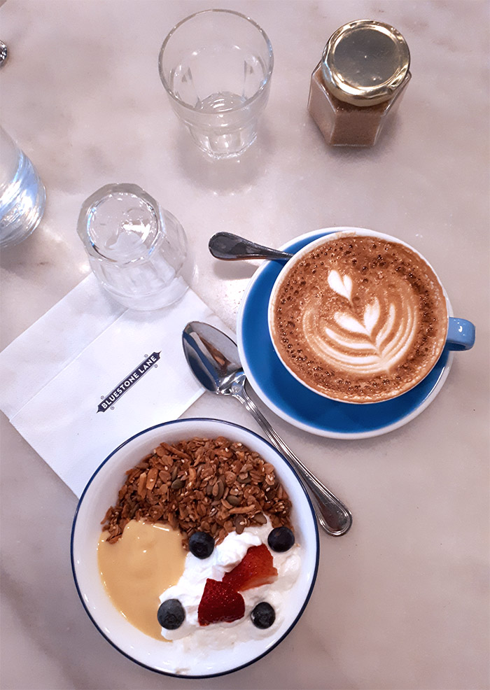 bluestone lane coffee dumbo