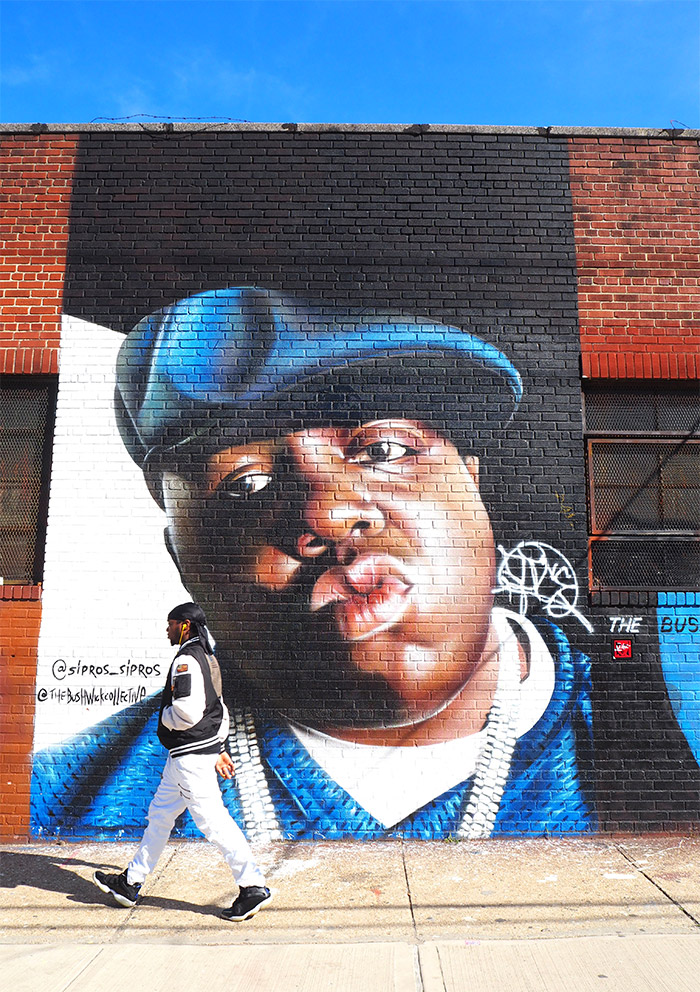 notorious big sipros sipros bushwick brooklyn